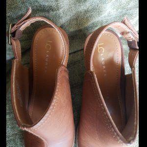 LC Lauren Conrad Shoes - Lauren Conrad  booties size 6.5